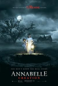Tráiler y póster para Annabelle: Creation